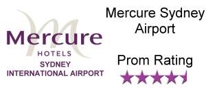 mercure airport directory