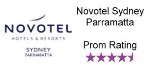 Novotel Parramatta Stars